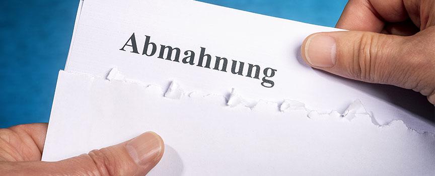 Rechtsanwalt für Abmahnungen im Arbeitsrecht in Worms und Mainz